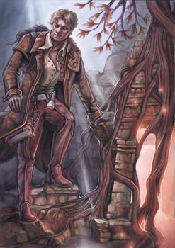 Sindar, an alchemist