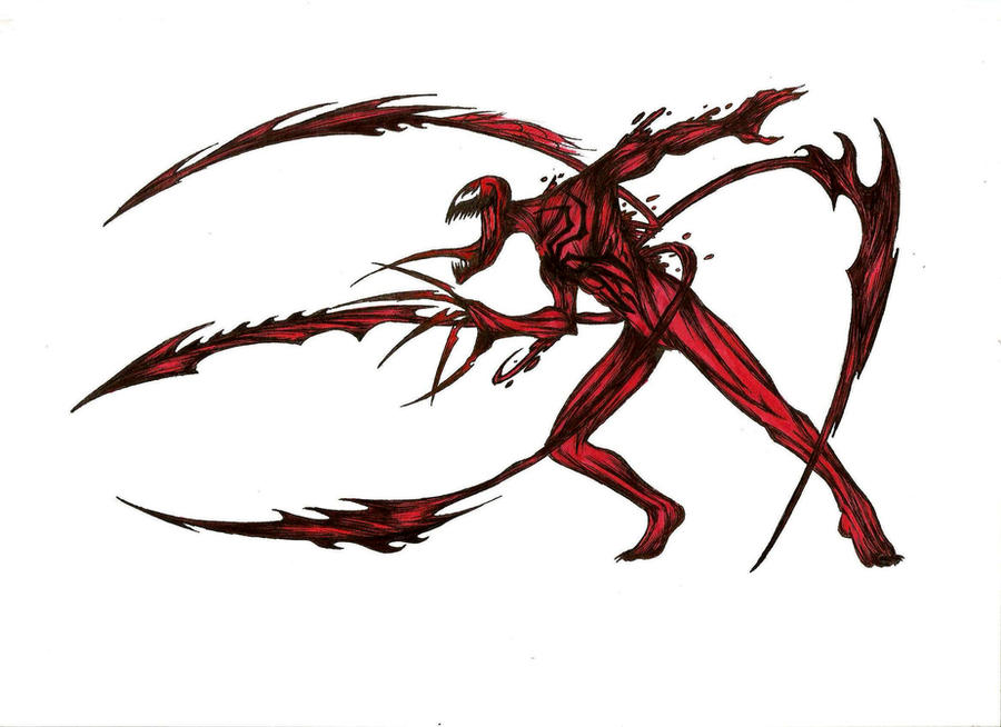 Carnage by The-fishy-one