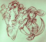 Monkey Island sketch