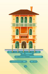 Salviati House from Venice