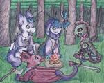 {Wyn} Hunter's Camp