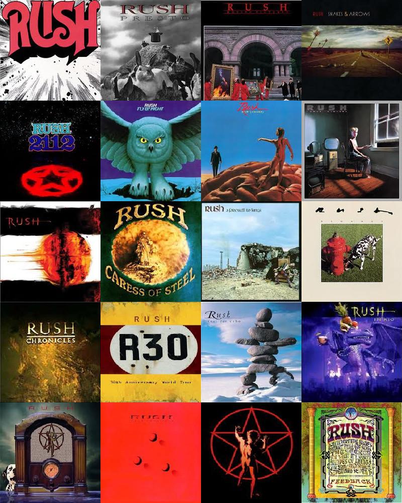 Rush cd album covers by dominator24 on deviantart - Rush album art ...