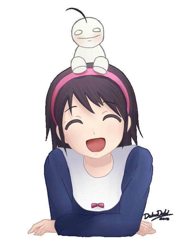 Yuka And Sup Guy (~ProtohZulus) by DokuDoki