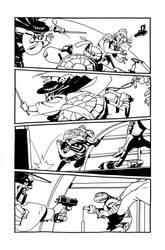 TMNT-Michelangelo p.13 by andykuhn