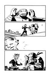 TMNT-Michelangelo p.17 by andykuhn