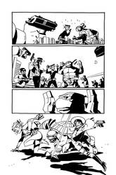 TMNT-Michelangelo p.18 by andykuhn