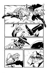 TMNT-Michelangelo p.20 by andykuhn