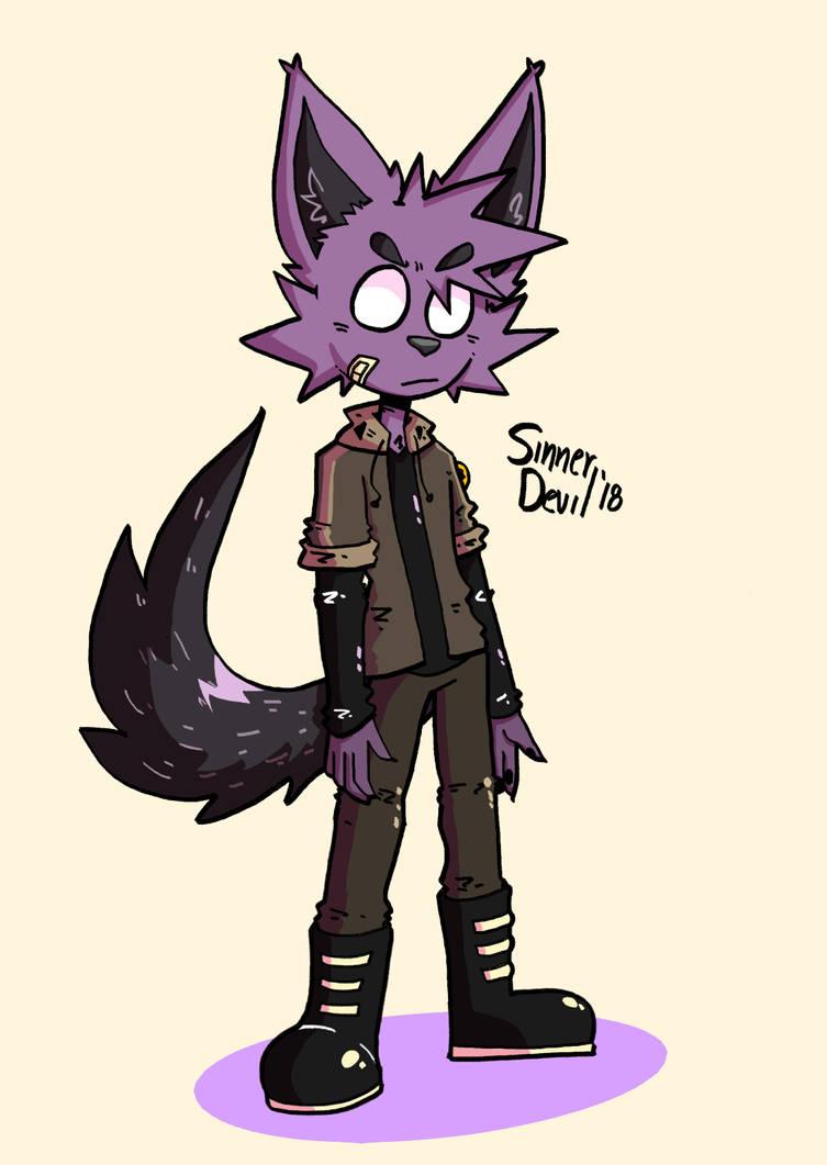 Purple Boyo finally got a reference by SinnerDevil