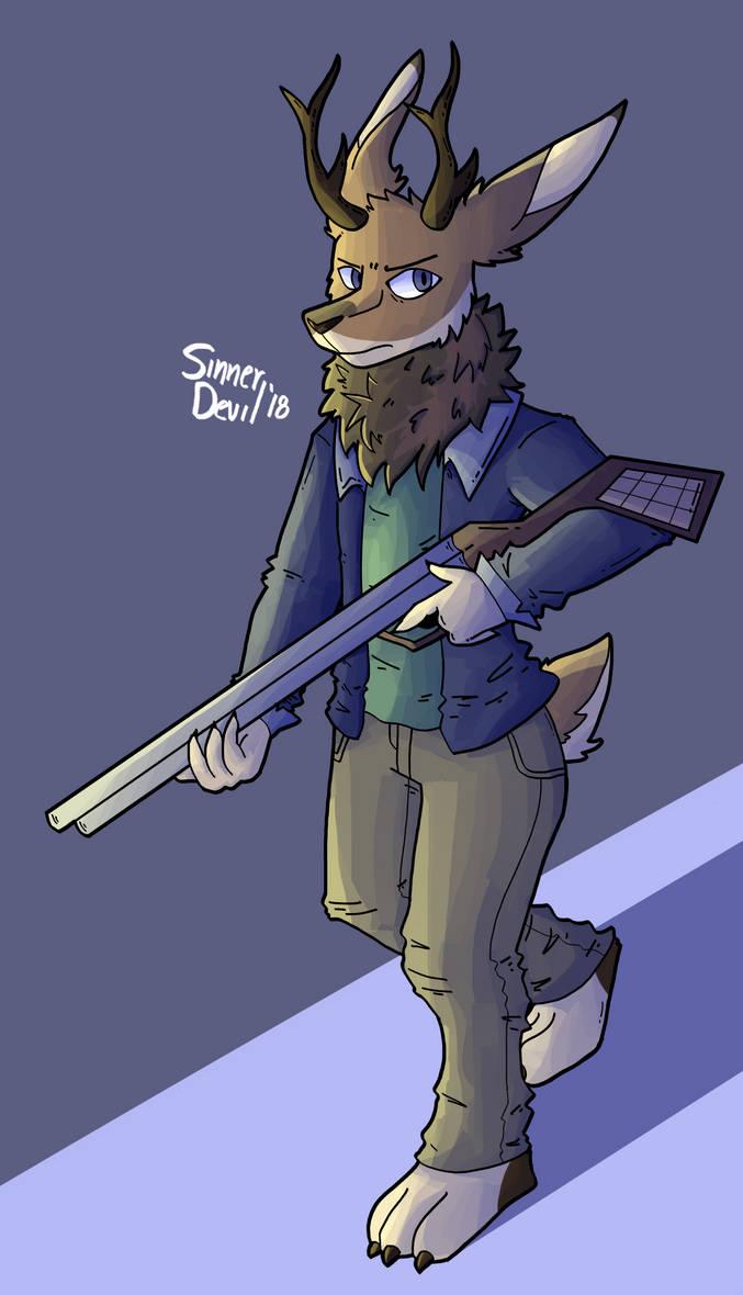 The Prey being the Hunter by SinnerDevil