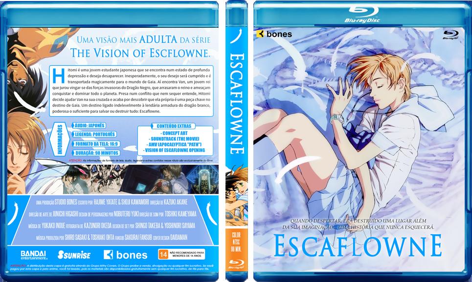 Escaflowne: A Girl in Gaea