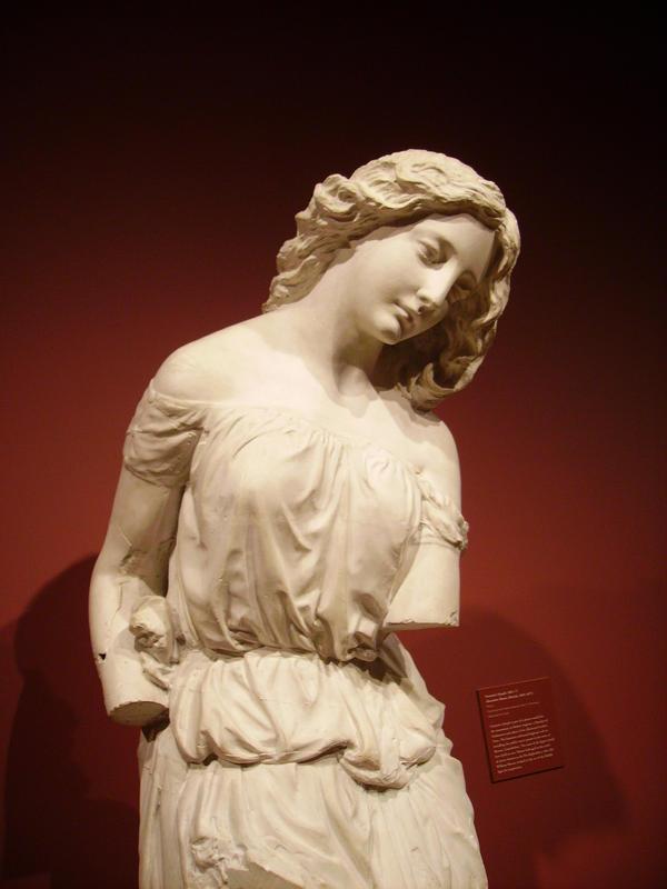 Armless Woman by Maurri
