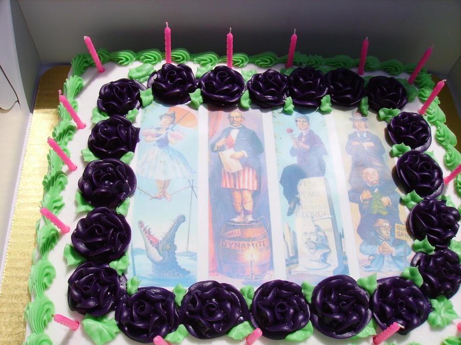 Birthday Cake v. 2 by Maurri