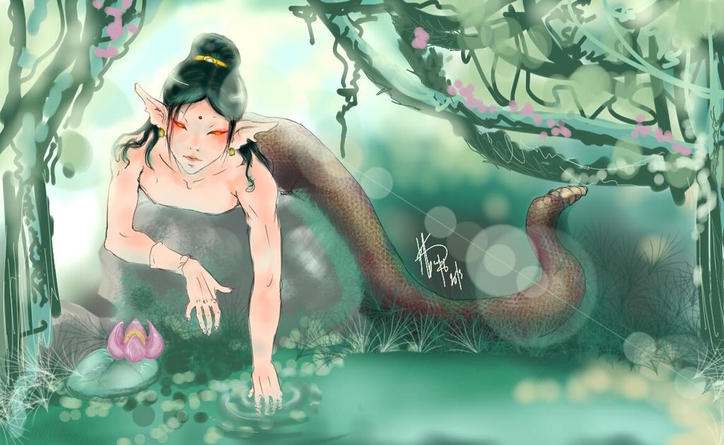 Naga by Anislayer