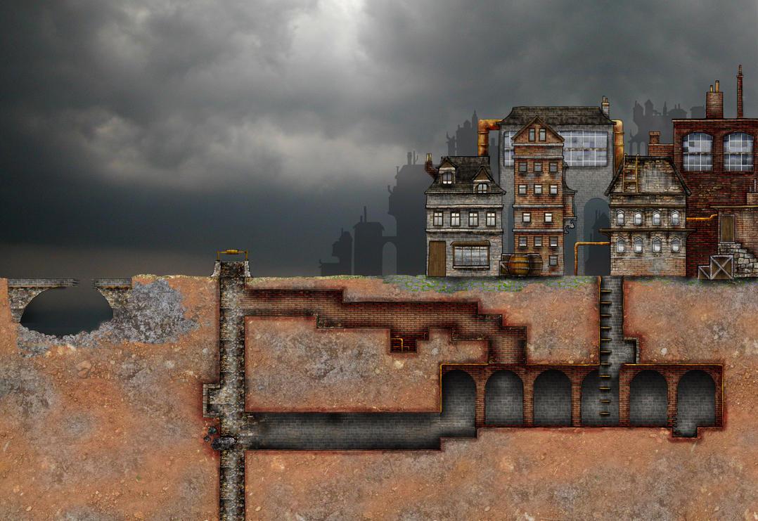 steampunk city name generator - HD1984×1365