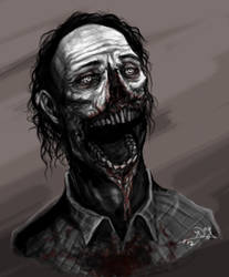 zombie. by Notesz