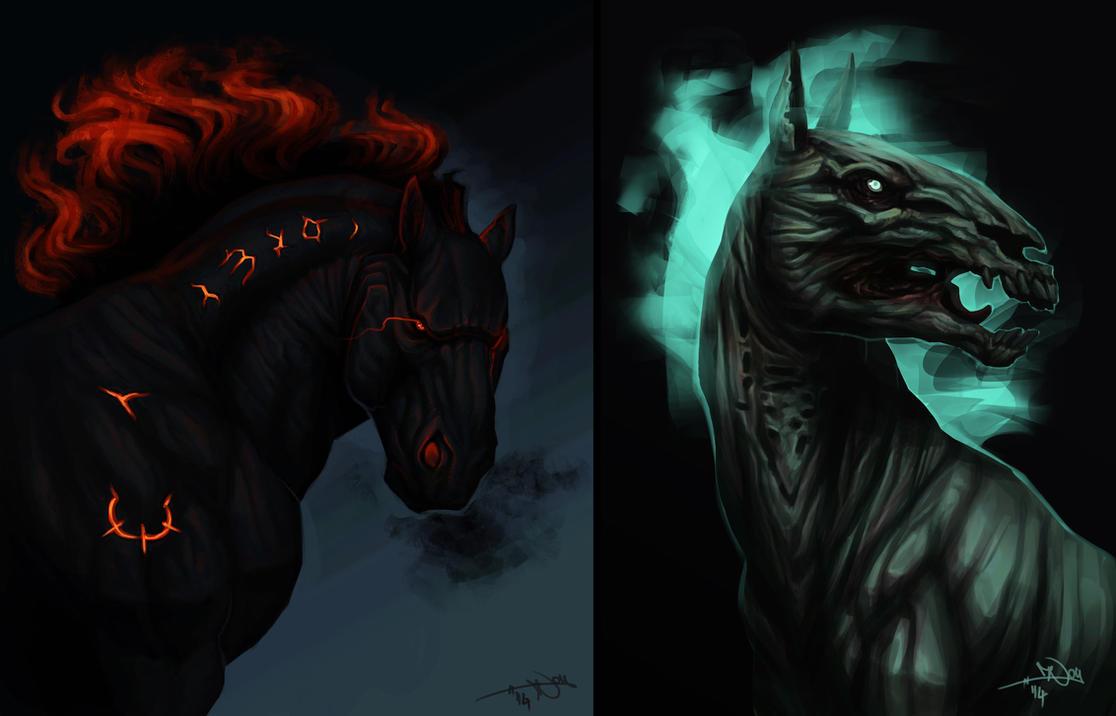 Darksiders Despair Ruin + Despair. by Not...