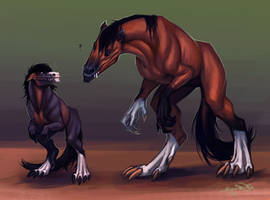 pony. by Notesz