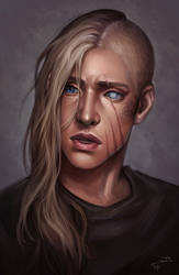 portrait commission: Jhett. by Notesz
