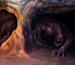 cave dweller.