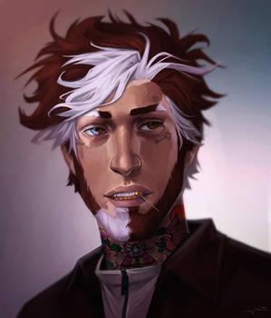 portrait commission: Callum.