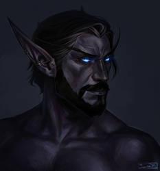 portrait commission: Doro'lan.