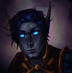 portrait commission: Aleodin.