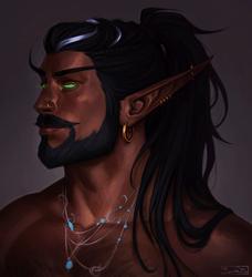 portrait commission: Relathril.