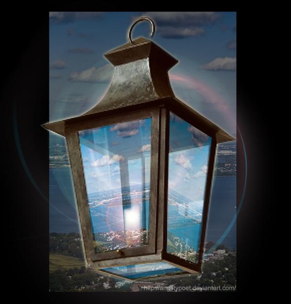 Lantern by angstypoet