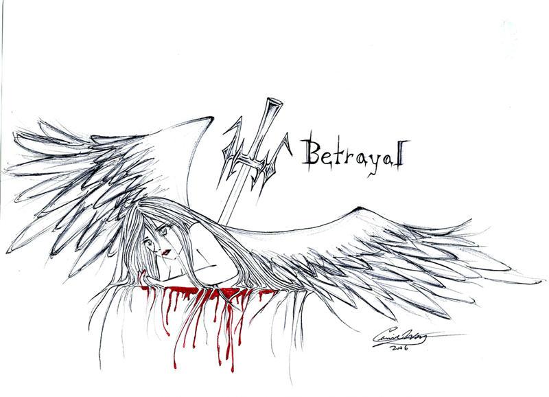 Betrayal by angstypoet
