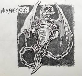 dragon's gem by Garoniel