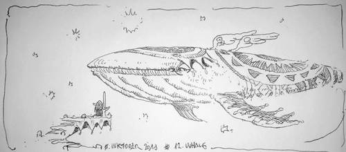 whale by Garoniel