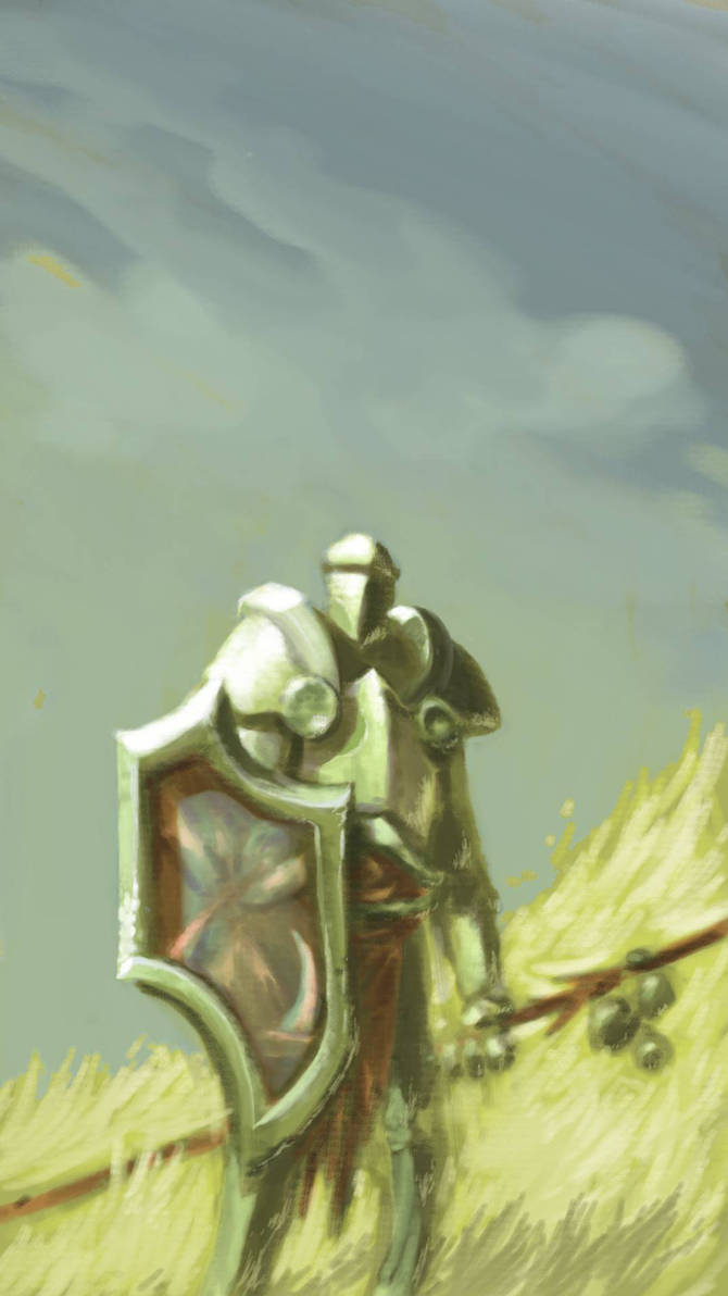 guardian sketch by Garoniel