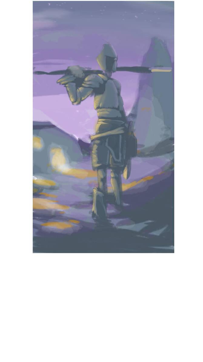 twilight soldier by Garoniel