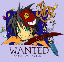 Jing: King of Bandits by BondIess