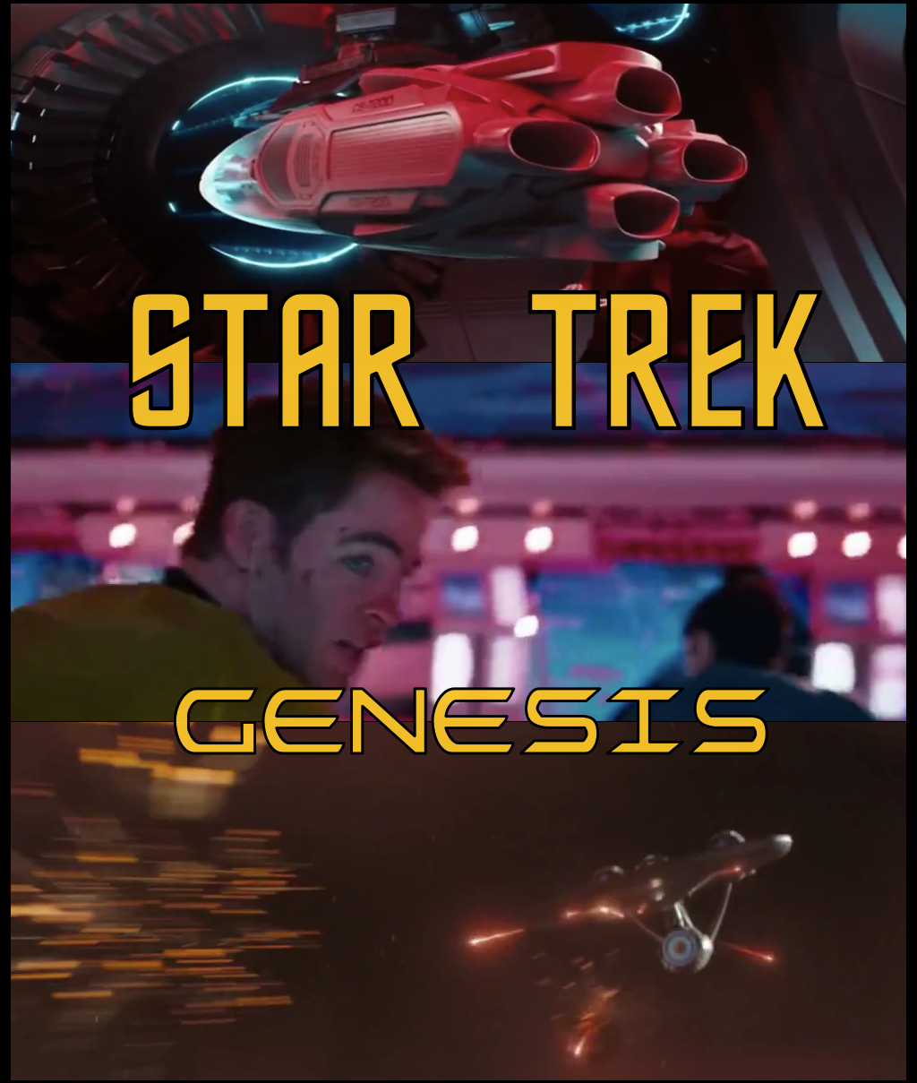 Genesis (Part 2) by Crazy3ddie
