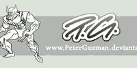 Peter Guzman Wolverine ID by PeterGuzman