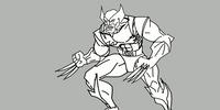 Wolverine test animation by PeterGuzman