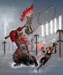 Alice vs The Executioner