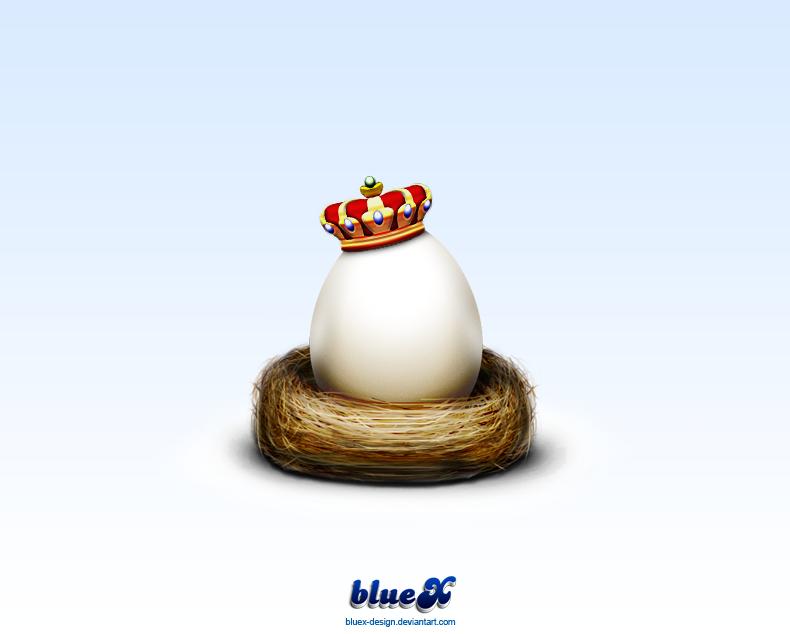 Alternative Egg-1 by BlueX-Design