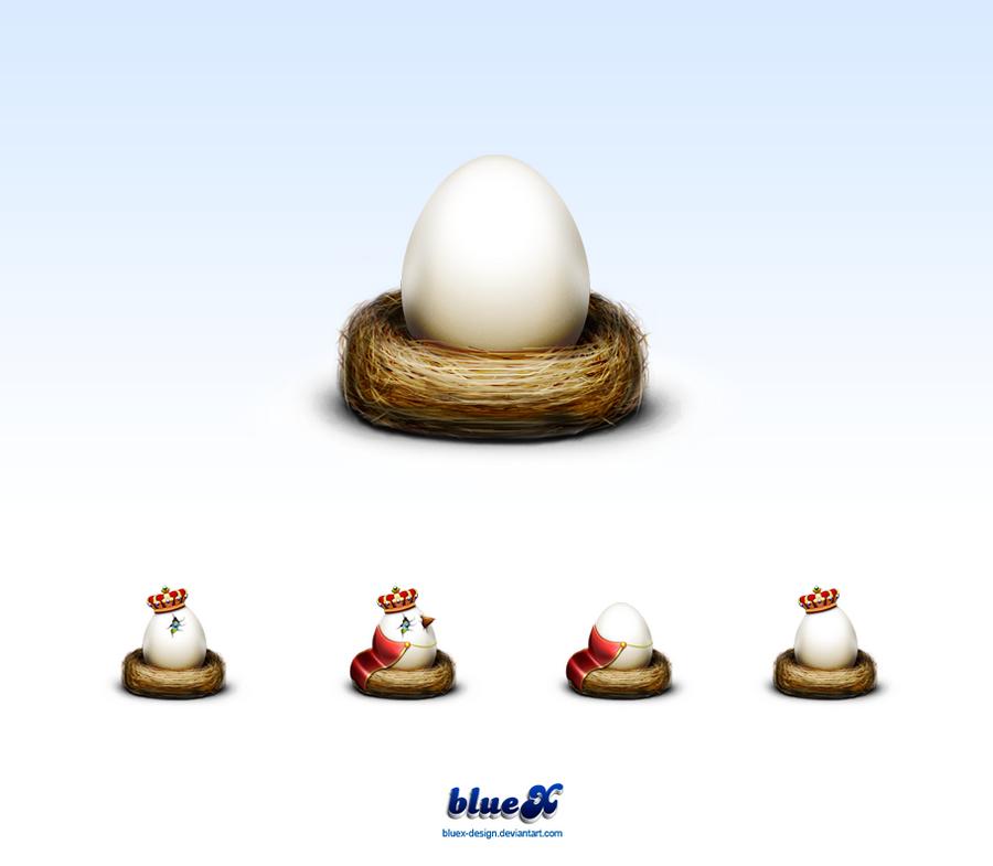 """""""Yumurtadaki"""" adlı çalışmam :)"""