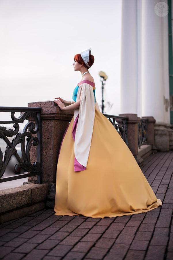 Anastasia by TimmyFrost