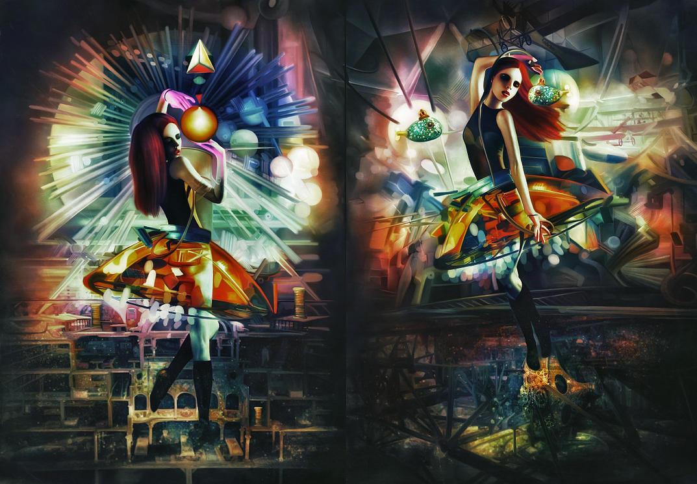Mirrorland: The Broken Hemispheres by KatjaFaith