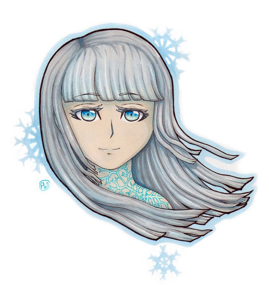.:Snowflake:. by Wulvie-leigh