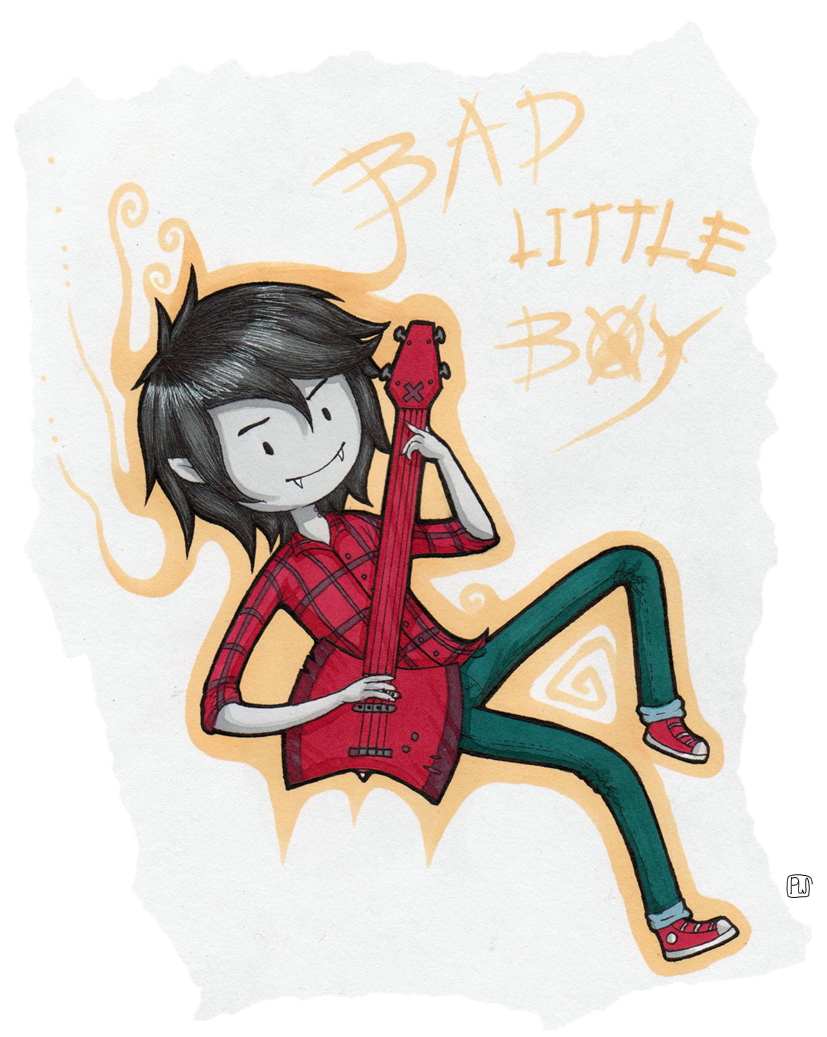 Bad Little Boy by Wulvie-leigh
