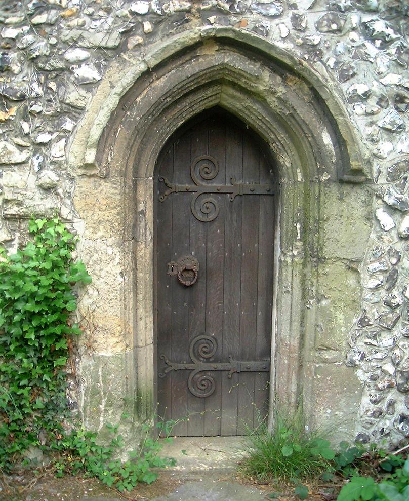 Secret Door 2 by tia-stock