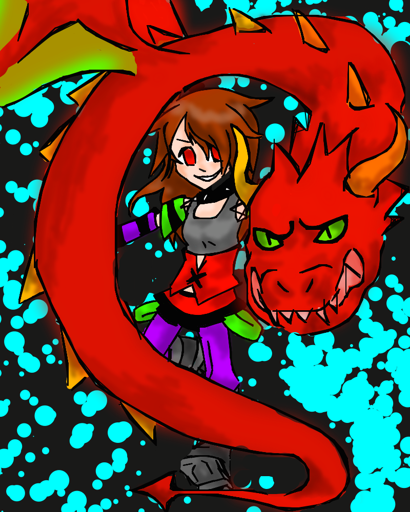 I like Dragons by ulquiorraandszayel