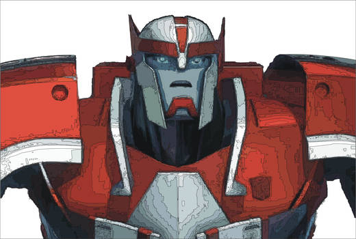 Ratchet Transformers Prime