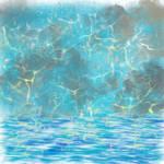 Thunder on the sea