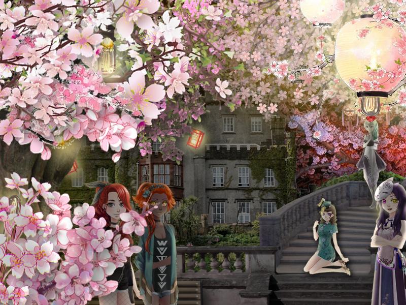 Cherry Blossom by ggg805