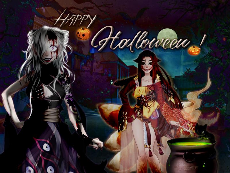 Halloween 2018 by ggg805